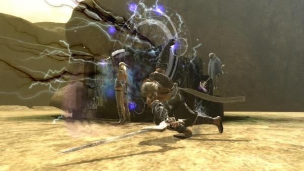 Скриншот к игре NieR: Replicant