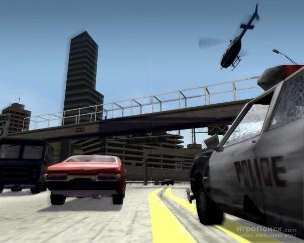 Скриншот к игре Reservoir Dogs