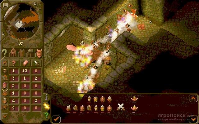 Скриншот к игре Dungeon Keeper