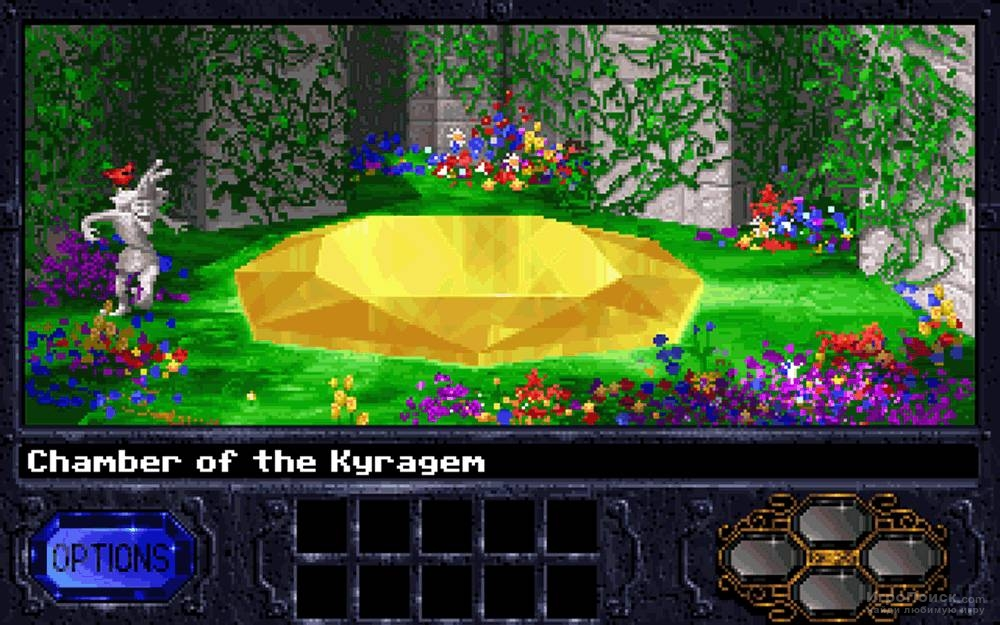 Скриншот к игре The Legend of Kyrandia: Book One - Fables and Fiends