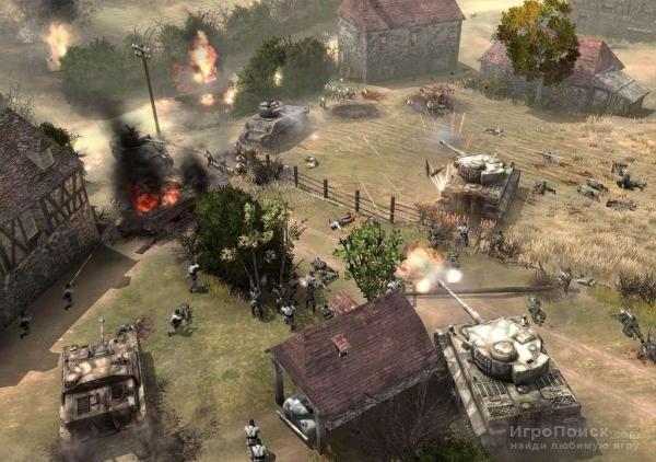 Создатели легендарных Homeworld и Warhammer 40,000: Dawn of War представляю