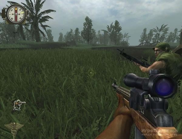 Скриншот к игре Men of Valor