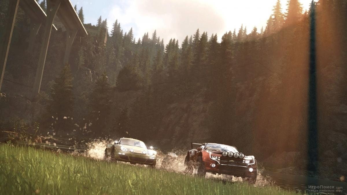 Скриншот к игре The Crew