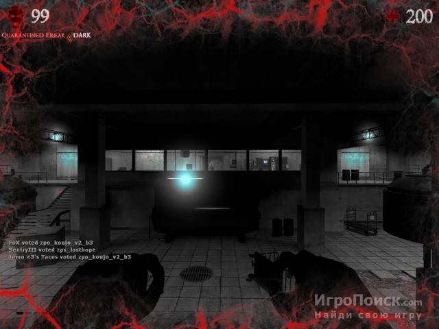 Скриншот к игре Zombie Panic: Source