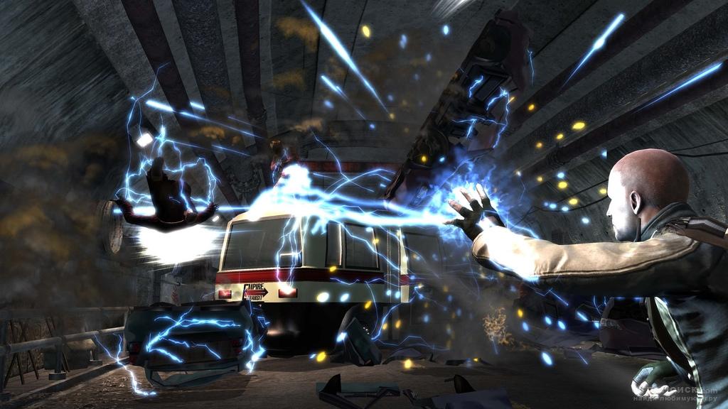 Скриншот к игре inFamous