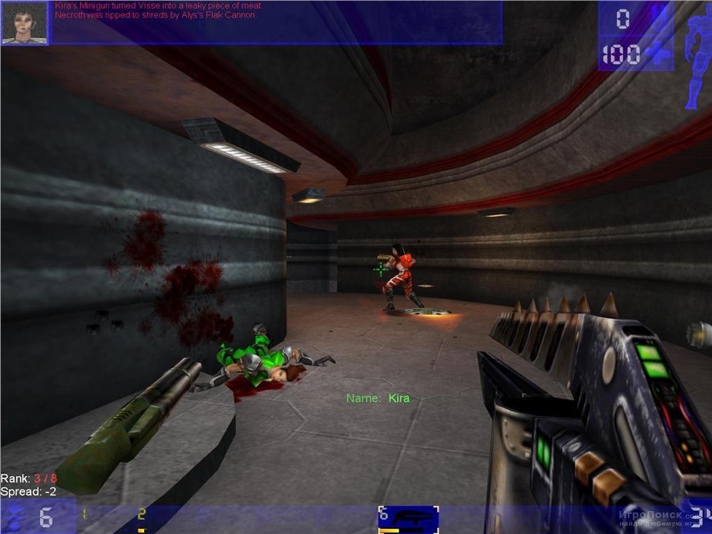 Скриншот к игре Unreal Tournament