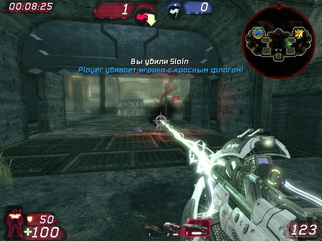 Скриншот к игре Unreal Tournament 3