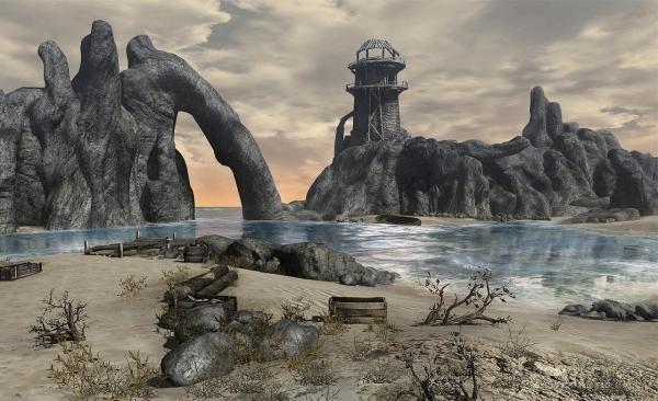 Скриншот к игре Two Worlds II
