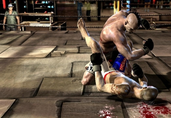 Скриншот к игре Supremacy MMA