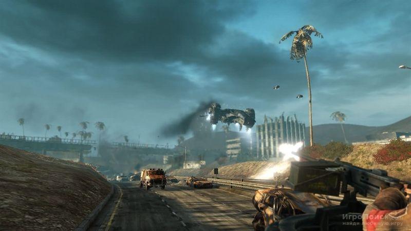 Скриншот к игре Terminator: Salvation