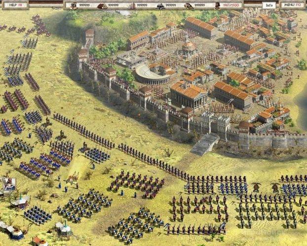 Скриншот к игре Alexander