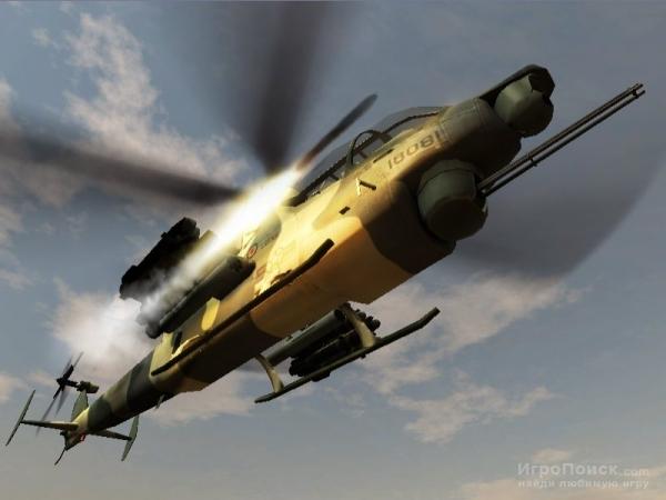 Скриншот к игре Battlefield 2