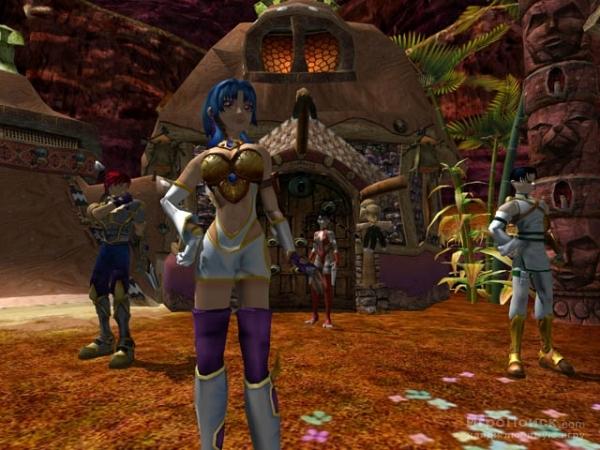 Скриншот к игре Sudeki
