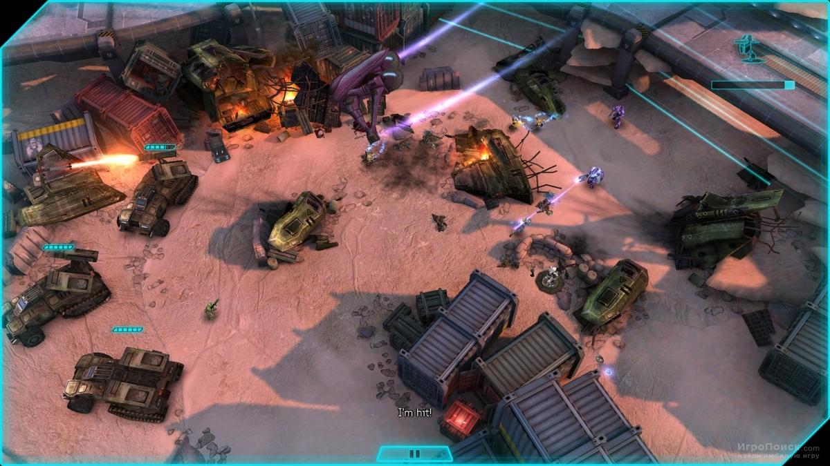 Скриншот к игре Halo: Spartan Assault