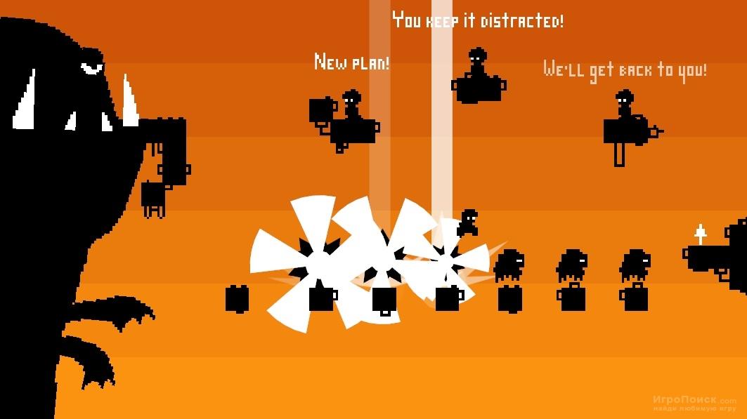 Скриншот к игре Electronic Super Joy