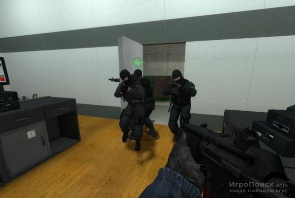 Скриншот к игре Tactical Intervention
