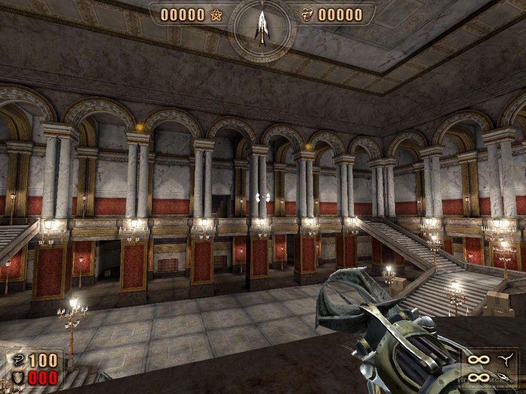 Скриншот к игре Painkiller