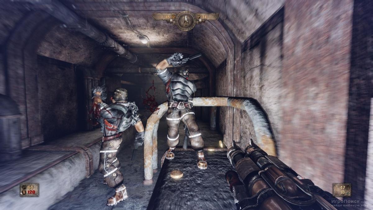 Скриншот к игре Painkiller: Hell and Damnation