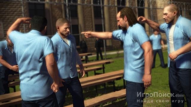 Скриншот к игре Prison Break: The Conspiracy