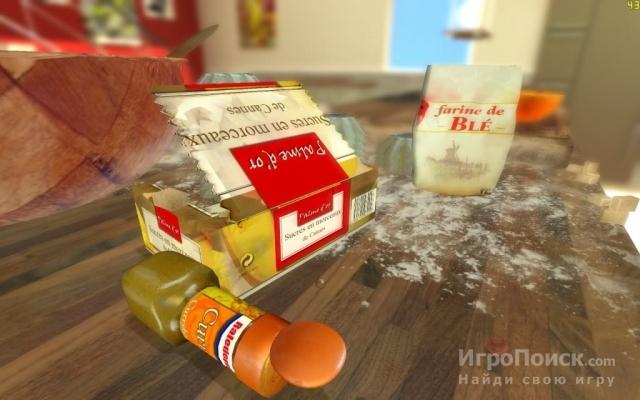 Скриншот к игре I - Fluid