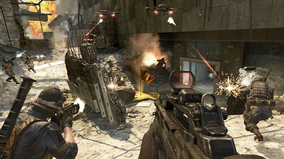 Скриншот к игре Call of Duty: Black Ops II