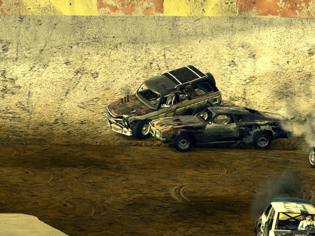 Скриншот к игре FlatOut 2