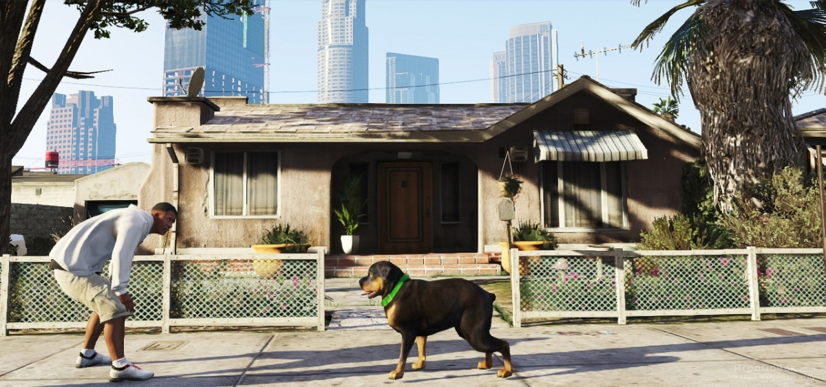 Скриншот к игре Grand Theft Auto 5