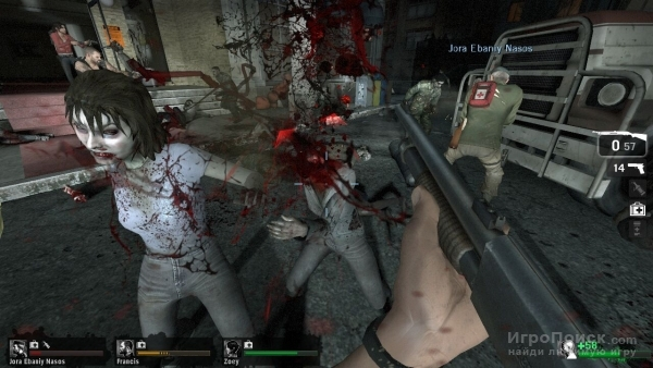 Скриншот к игре Left 4 Dead: The Sacrifice