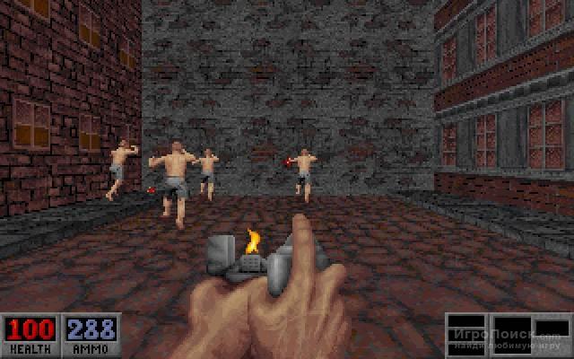 Скриншот к игре Blood