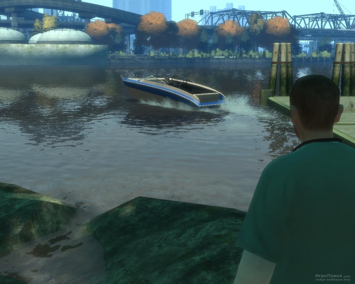 Скриншот к игре Grand Theft Auto 4