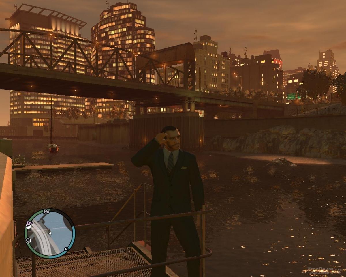 Скриншот к игре Grand Theft Auto IV