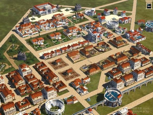 Скриншот к игре Caesar 4