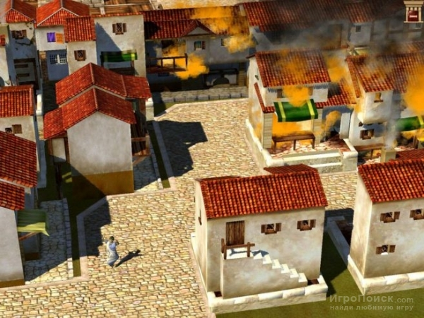 Скриншот к игре Caesar IV