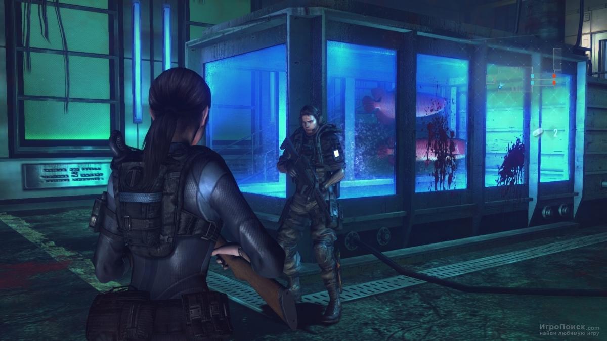 Скриншот к игре Resident Evil Revelations