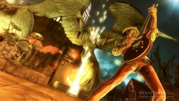 Скриншот к игре Guitar Hero 5