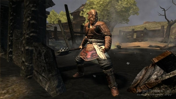 Скриншот к игре Age of Conan: Rise of the Godslayer