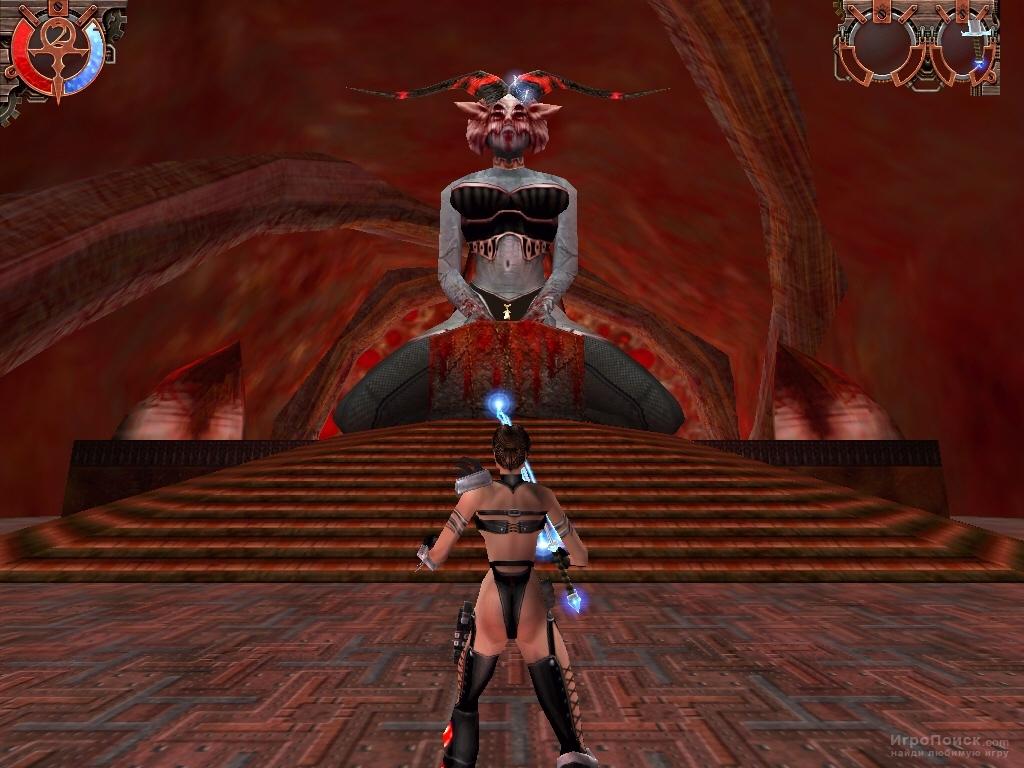Скриншот к игре Heavy Metal: F.A.K.K. 2