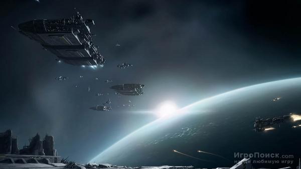Скриншот к игре EVE Online: Exodus