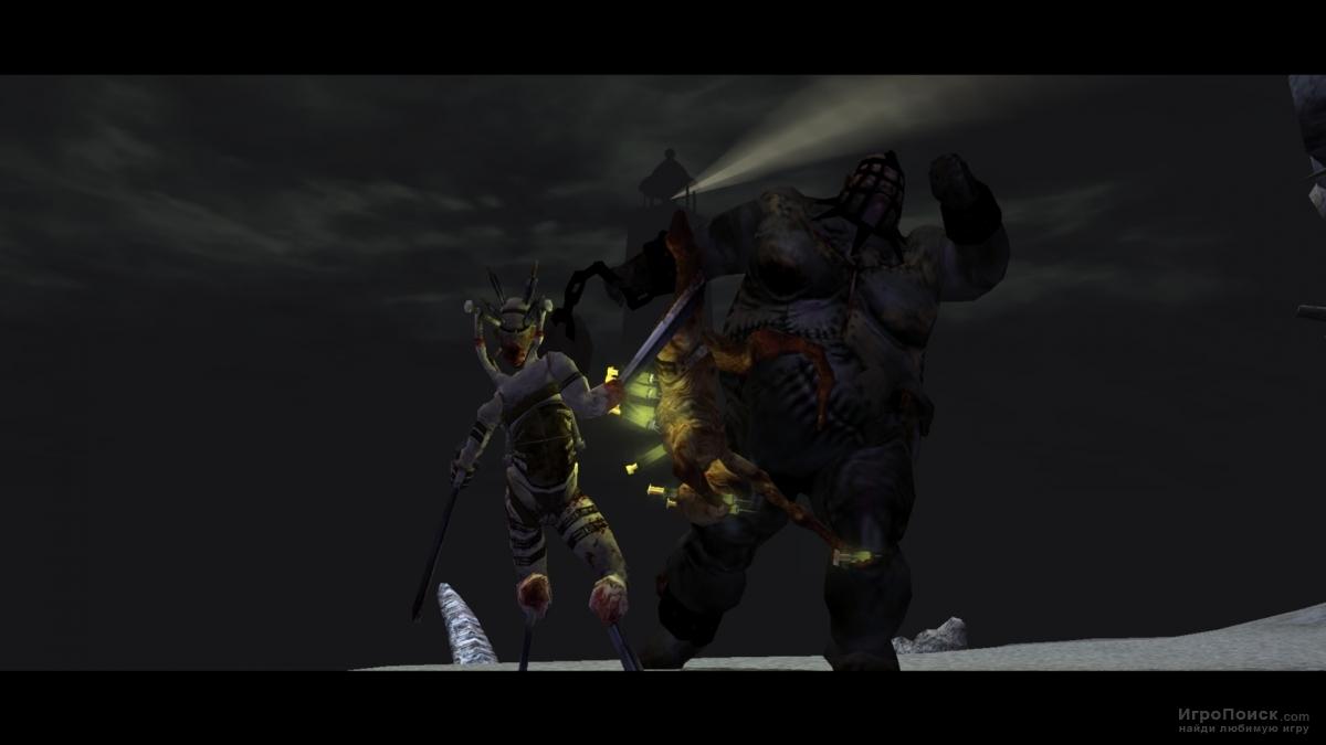 Скриншот к игре The Suffering