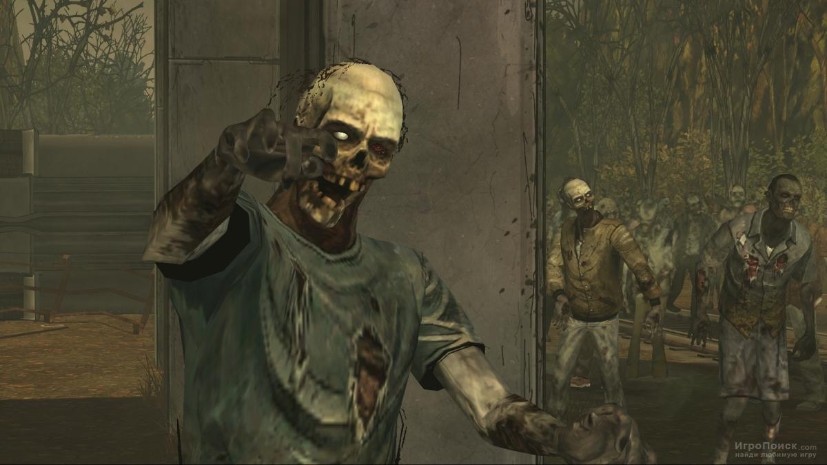 Скриншот к игре The Walking Dead: Season One - Episode 3: Long Road Ahead