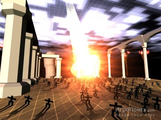 Скриншот к игре Darwinia