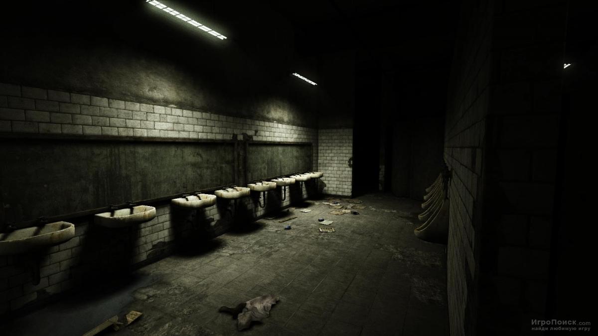 Скриншот к игре Outlast