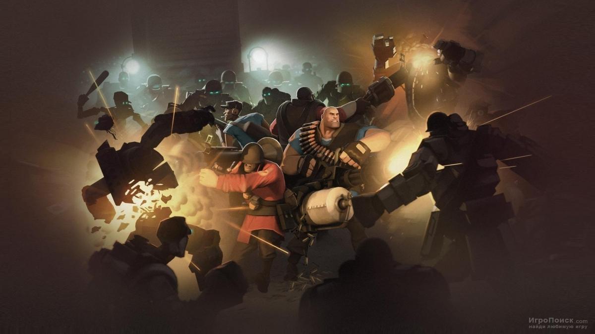 Скриншот к игре Team Fortress 2