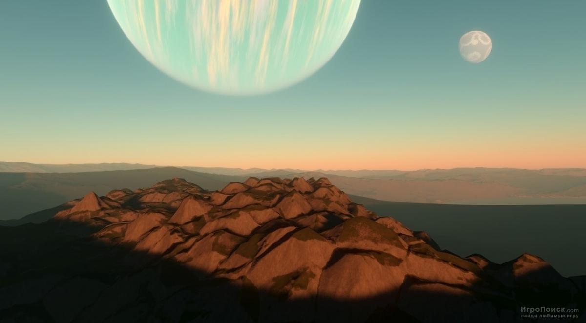 Скриншот к игре Infinity: Battlescape