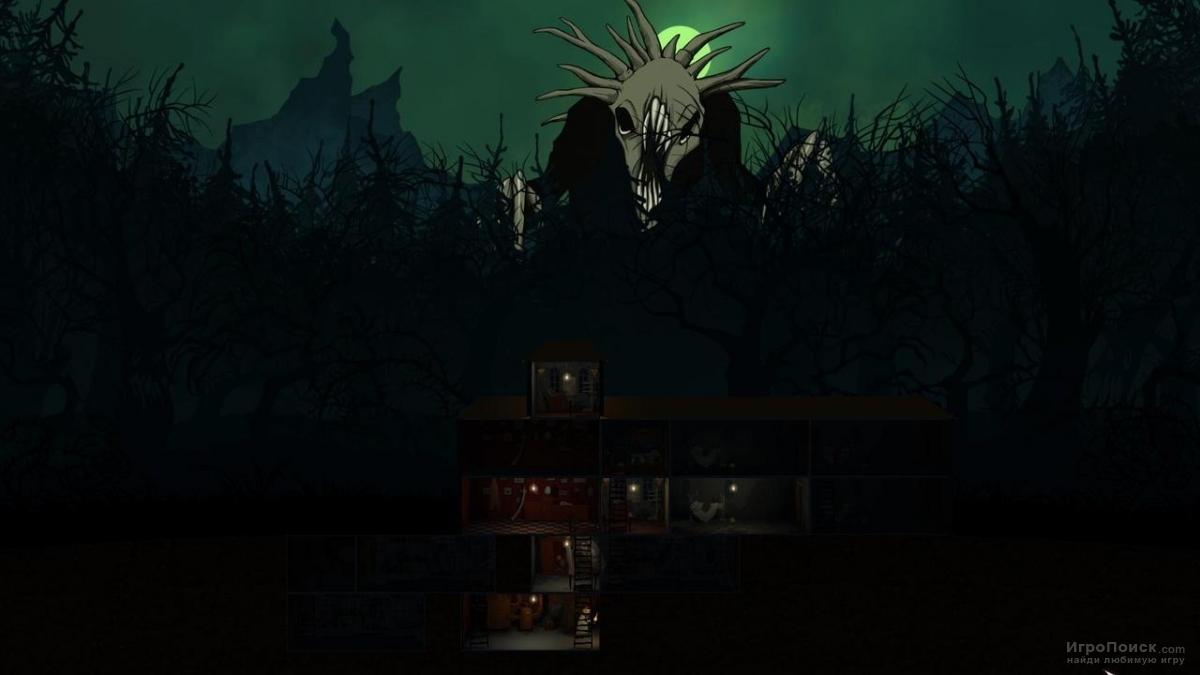 Скриншот к игре Knock-knock