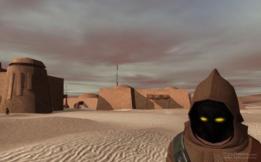 Скриншот к игре Star Wars Galaxies