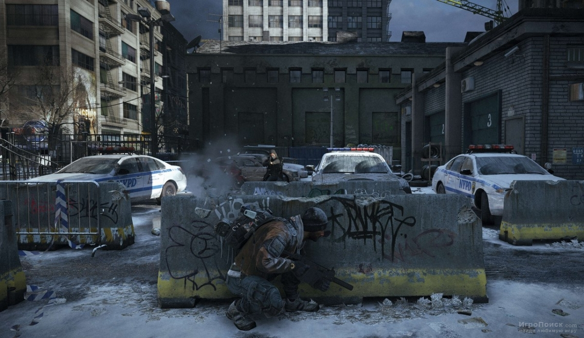 Скриншот к игре Tom Clancy's The Division