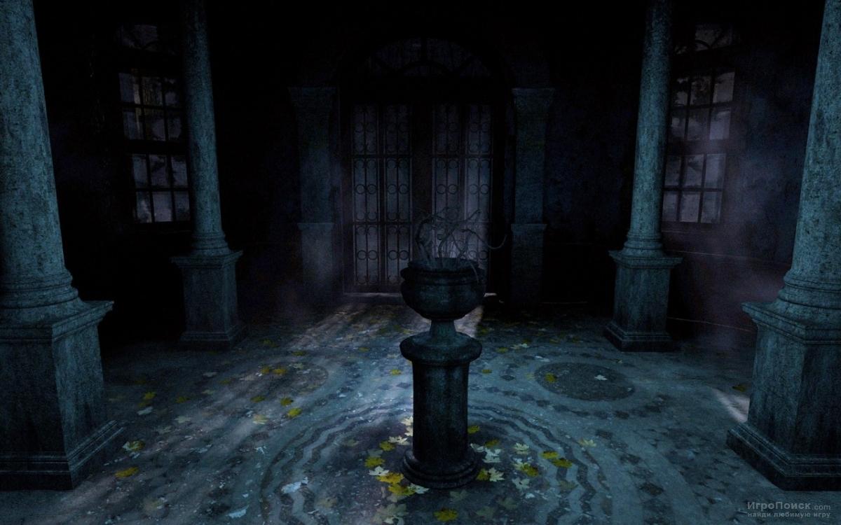 Скриншот к игре Asylum