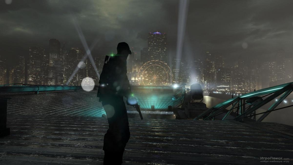 Скриншот к игре Tom Clancy's Splinter Cell: Blacklist
