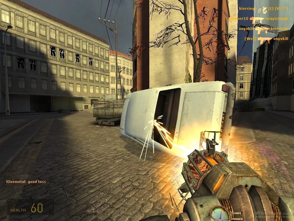 Скриншот к игре Half-Life 2: Deathmatch